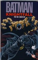 Batman: Knightfall - Part One: Broken Bat - TPB/Graphic Novel